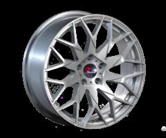Eighteen Inch Brushed Silver Matt Balck Aluminum Wheels Jh S01 Jihoo Wheel