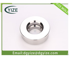 Plastic Mould Part Manufacturer Yize Provide Safe Tungsten Carbide Punches With Profile Grinding
