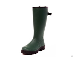 Rubber Boots Handmade 100% Water Poof