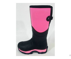 Neoprene Boots Handmade Of Natural Rubber High Quality 100% Water Poof