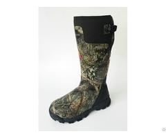 Neoprene Waterproof Insulated Outdoor Boots