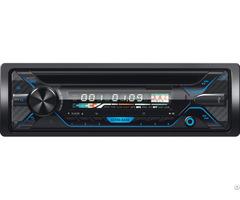 Car Stereo Radio Cd Mp3 Bt Player