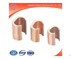 C Type Copper Connecting Clamp Cct Clip Of Wire Connection
