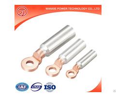 Bimetallic Compression Lug Copper Aluminium Connecting Terminals