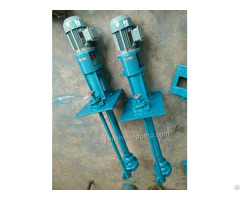 Corrosion Resistant Submerged Centrifugal Pump