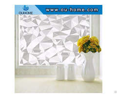 Bt613 Pvc Home Frosted Cling Window Film