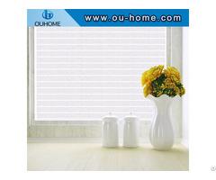 Bt903 Stripe Office Privacy Pvc Glass Window Film