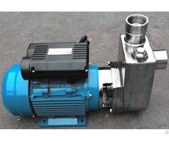 Fbz Corrosion Resistant Self Priming Chemical Pump