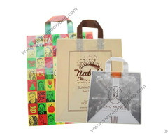 Vietnam Soft Loop Handle Plastic Bag At Good Quality