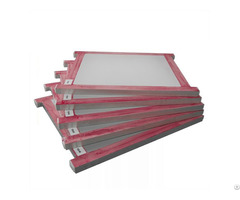 Pre Stretched Line Table Printing Frame