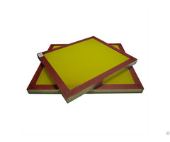 Silk Screen Printing Frame With Mesh