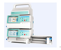 New Arrival Ce Iso Approved Automatic Portable Stackable Syringe Pump