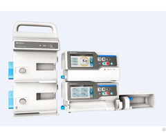 Hospital Equipment Portable Electric Veterinary Syringe Pump For Vet