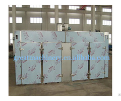 Grt High Efficient Drying Machine Continuous Hot Air Dryer Oven