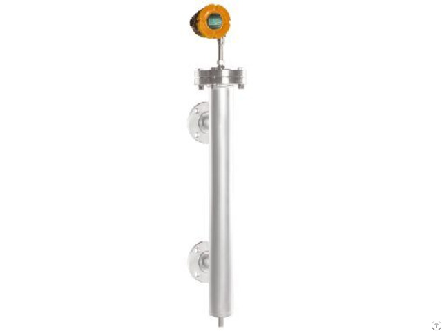 Dual Compartment Level Transmitter With External Chamber