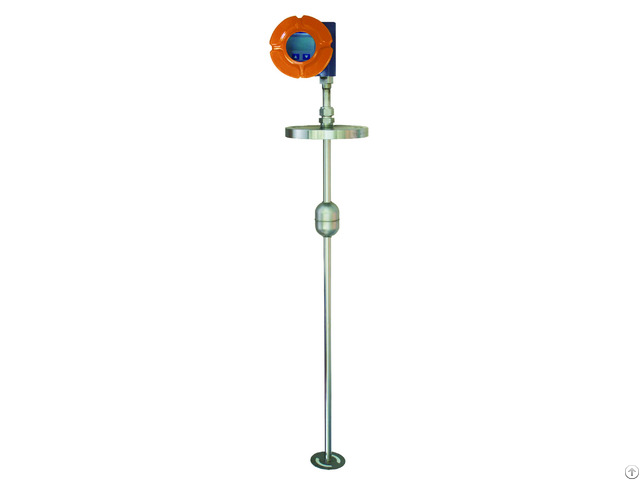 Dual Compartment Magnetostrictive Level Transmitter