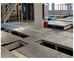 Cardboard Logistics Conveyor Machine
