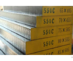 Carbon Steel Plates And Round Bars