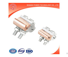 Copper Aluminium And Groove Clamp