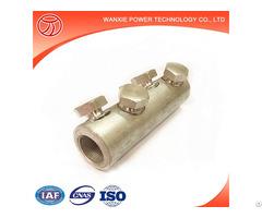 Wanxie 630 800sqmm Wire Range 4 Bolts Terminal Lug Aluminium Torque