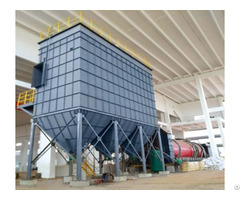 Environmental Cost Effective Bag Dust Collector