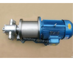 Kcbc Magnetic Coupling Gear Pump
