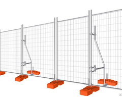 Standard And Customized Temporary Fencing For Australia New Zealand