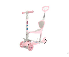China Flybaby Toddler Scooter 3 In 1 With Seat