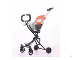 China Portable Baby Walker One Key Foldable