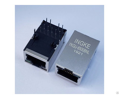 Ingke Ykgu 8500bnl Direct Substitute 7499110124 1 Port Gigabit Rj45 Lan Transformer
