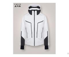 Waterproof Breathable Skiwear Ski Jacket And Suit