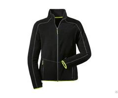 High Quality Outdoor Breathable Warm Wear Full Or Half Zipper Workwear Men Polar Fleece Jacket