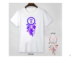 Factory Oem Produce High Quality Color Changing Shirt Magic T Shirts