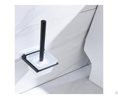 Ss Square Toilet Brush Holder