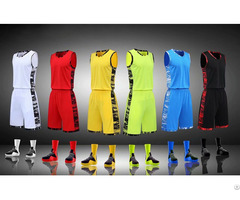 Youth Sublimated Reversible Quick Dry Basketball Jersey