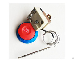 Capillary Thermostat With Factory Sale