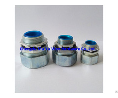 Liquid Tight Zinc Alloy Conduit Connectors