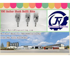 Pdc Anchor Shank Drill Parts