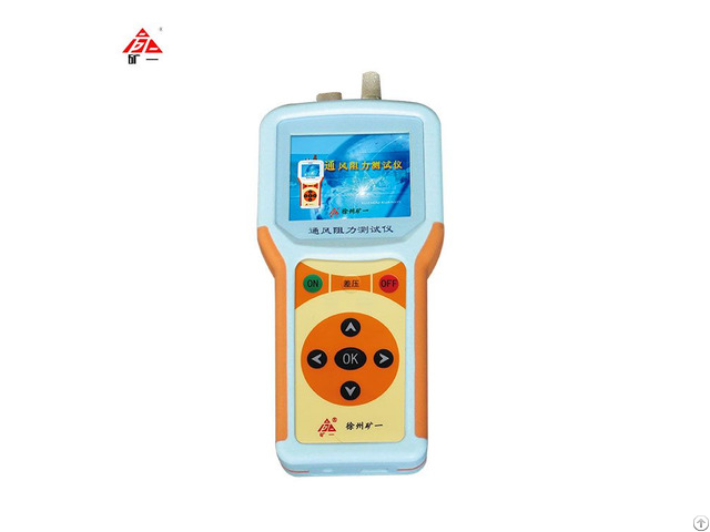 Ventilation Resistance Meter