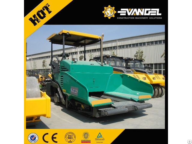 Asphalt 9 5m Concrete Paver Machine Rp953 With Factory Price