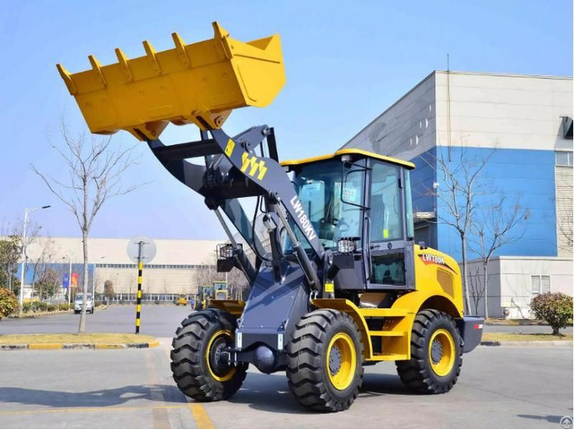 High Quality Mini 1 8ton Farm Wheel Loader With Cheap Price For Sale Lw180
