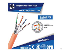 Cat6a Ftp Lan Cable