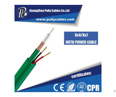 Coaxial Cable Kx6 2c