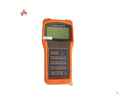 Mining Portable Ultrasonic Flow Meter