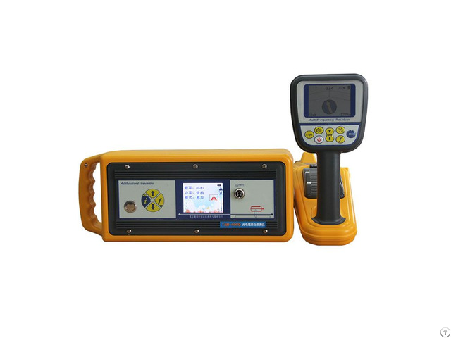 Multi Function Underground Cables Detector