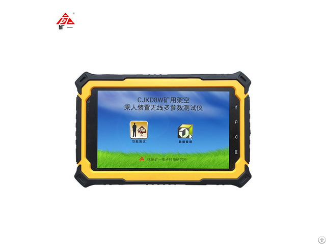 Mining Overhead Manned Equipment Wireless Multi Parameters Tester