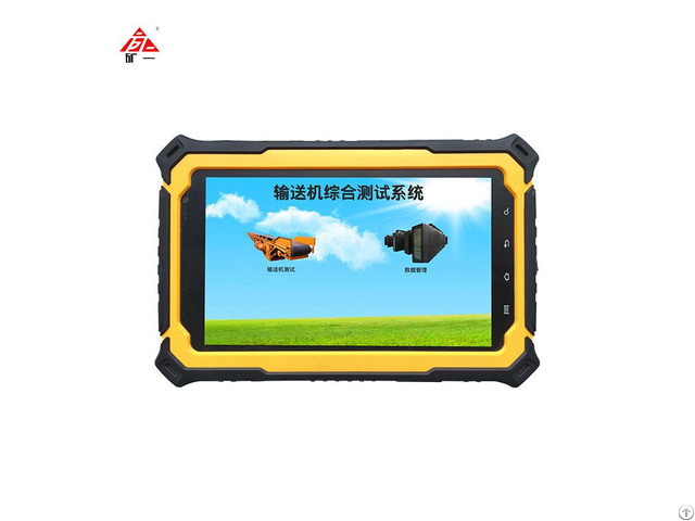 Mining Belt Conveyer Wireless Multi Parameter Tester