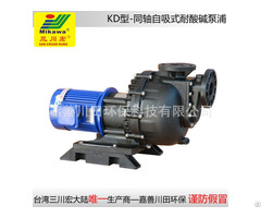 Sel Priming Pump Kd4002 Frpp