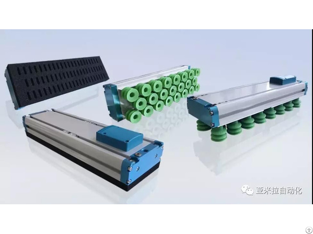 Large Area Vacuum Suction System Atx Atm