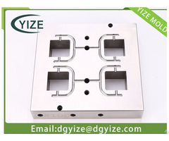 Precision Plastic Mould Parts Manufacturer Inserts With Cnc Machining